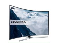"49"" SAMSUNG Curved TV Smart 4k Ultra HD HDR UE49KU6670 can deliver or collect"