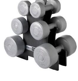 Pro Fitness Dumbbell tree