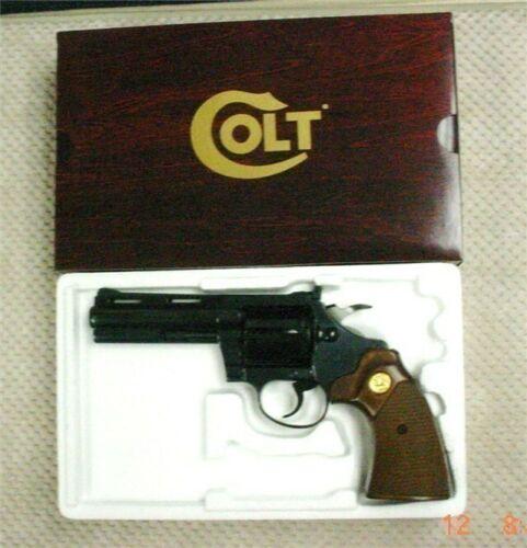 "Colt Diamondback 2.5"" & 4"" Box & Paperwork"