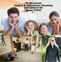 $79! Carpet Cleaning Special For 3 Rooms $220 Value + We Pay Hst