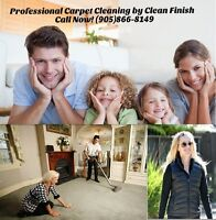 $79 Carpet Cleaning Special For 3 Rooms! Value $220 + We Pay Hst