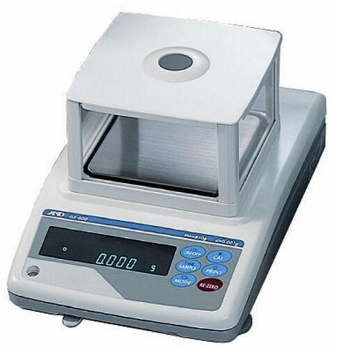 A&D GX-400 Precision Lab Balance,Scale 410gX0.001g,  Internal Calibration