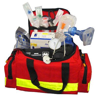 Notfalltasche M gefüllt SAN L safe (Rettungsdienst Arzt Praxis Klinik Notfall)