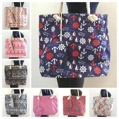 Fashion Tote (Fashion Women Summer Shoulder Outdoor Tote Beach Large Zipper Bag Shopper Travel)