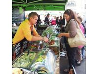 DRIVER & ASSISTANT for Food Markets & Events / FULL-TIME & PART-TIME