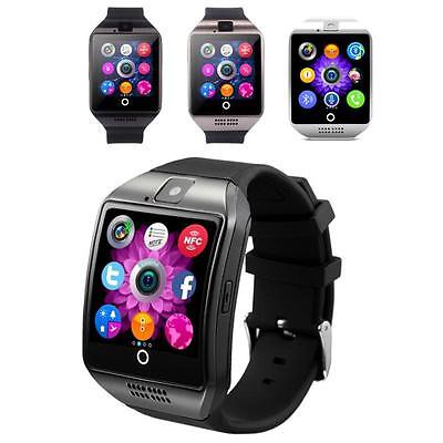 HOT Bluetooth Smart Watch Curved surface Camera Support SIM Card For Smartphone