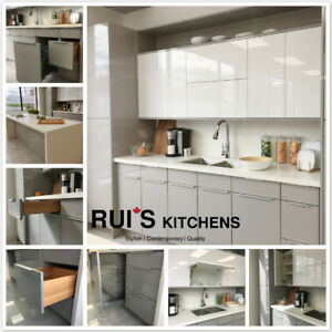 SALE 10X10 Wood/High Gloss Kitchen Cabinet From$2299