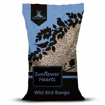 WILD BIRD SUNFLOWER HEARTS 12.5KG Quality Sunflower Hearts Hutton Mill (HMI035)