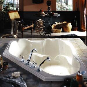 Corner Tub Bathtubs EBay - Corner tub with jets