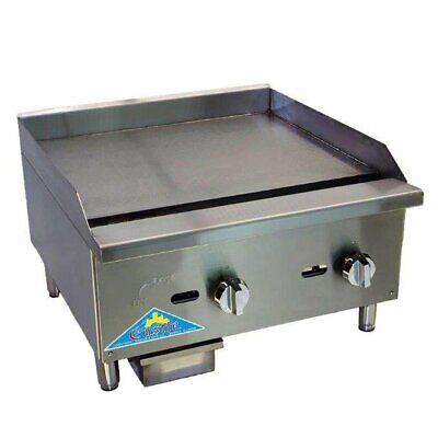 Comstock-castle Ccegt48 48 Countertop Gas Griddle
