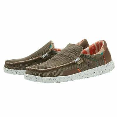 Hey Dude Shoes | Mikka Nut UK 7/8/9/10/11/12 | 100% GENUINE | Free Delivery