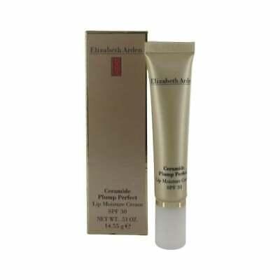 ELIZABETH ARDEN CERAMIDE PLUMP PERFECT LIP MOISTURE CREAM SPF 30, .51 OZ. (Ceramide Plump Perfect Lip Cream)