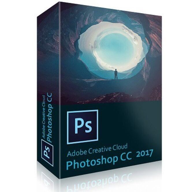 Adobe Photoshop CC 2017 / Illustrator is available for (Windows / Mac)