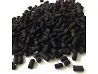 10 kg activated carbon charcoal pellet aquarium fish tank filter water purifier accessories