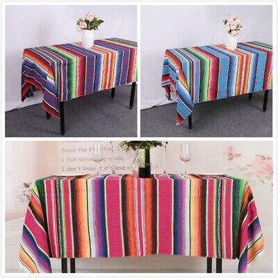 TRLYC Mexican Tablecloth Yoga Blanket Picnic Table Banquet Pary Decor - Picnic Table Decorations