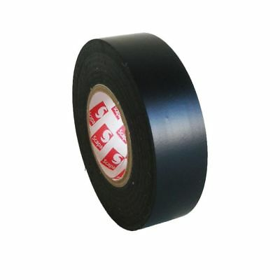 10 Pcs Scapa 2702 Pvc Black Electrical Tape High Temp 34 X 30m Wire Harness Fs