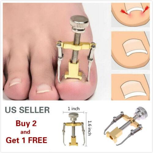 Ingrown Toe foot Nail Correction Fixer Nail Pedicure Tool Toenail Corrector