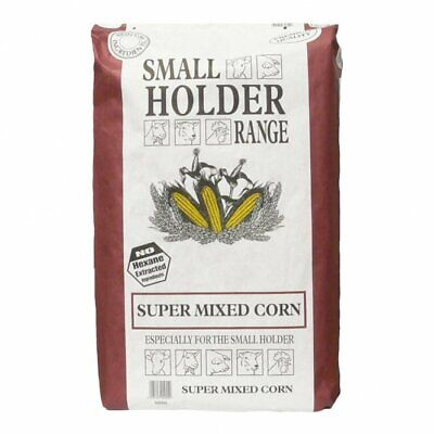 5KG - Allen & Page Small Holder Range Super Mixed Corn Poultry Feed - AP121