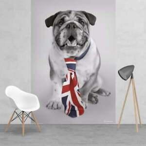 British Bulldog - Wall Mural - U.K.