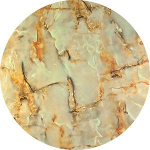 Marmor rund tische ebay for Marmortisch rund