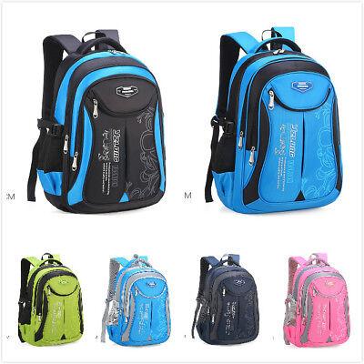 Neu Jungen Und Mädchen Schulrucksack Studententasche Schultasche für