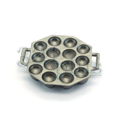 Miniature Baking Pans Dollhouse Bakery Accessories Muffin Pan Baking Tray Sheet ()