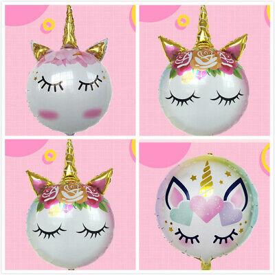 Birthday Supplies For Kids (Unicorn Balloons Birthday Party Supplies for Kids Birthday Decorations)