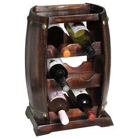Loir Tall Barrel Wine Holder