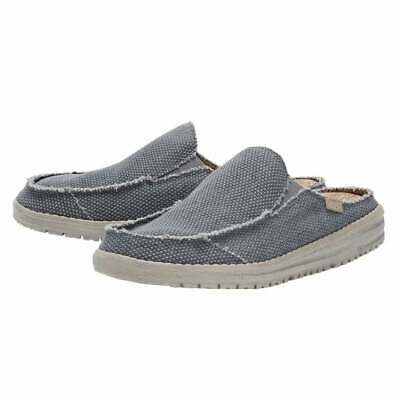Hey Dude Shoes | Navy Mens Size UK 7/8/9/10/11/12 | 100% GENUINE | Free Delivery