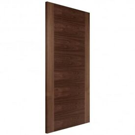 Jeldwen Walnut Fusion - FD30 Fire Doors