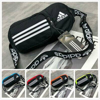 2020 Adidas Men's Women's Cross Body Shoulder Messenger Waist Bag Handbag