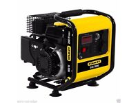 Silent Stanley 2000W Digital Inverter Generator 4 Stroke - Portable & Powerful - Industry Leader