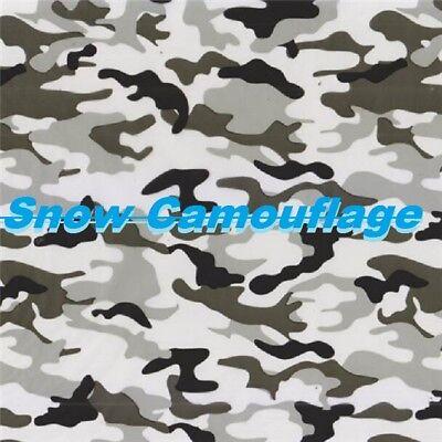 0.5m1m Water Transfer Printing Film Hydrographic Film Snow Camouflage
