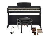 Yamaha Arius YDP 162 with 4 years remaining retailer Guarantee