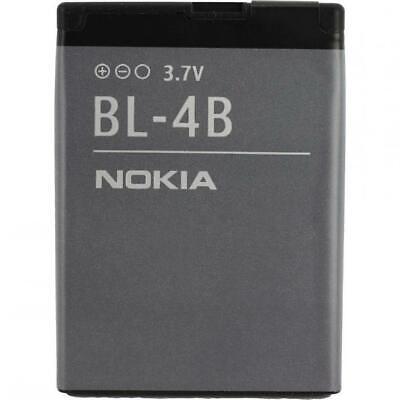 Original Nokia Akku Battery BL-4B für N75 N76 1606 2630 2660 2760...