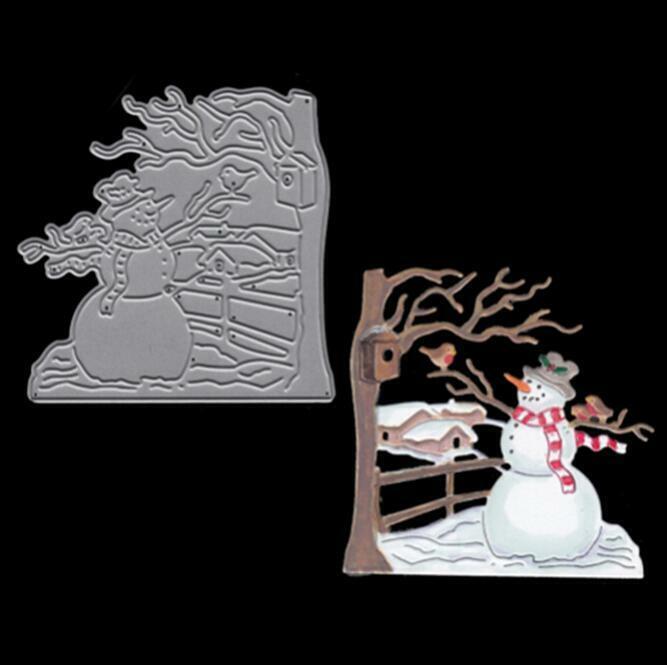 Flower and grass Metal Cutting Dies Stencils For Scrapbooking Card CraftDecor 6H