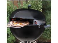 Pizza Que Kettle Pizza Oven Convertor