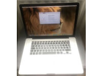MacBook Pro 15 inch, 2.6Ghz i7, 8GB, 750GB HD, CS5.5, Office 2011,