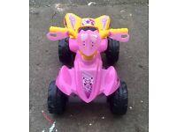 Pink 6V Quad x2