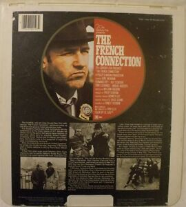 Laser Disc Movie - The French Connection Stratford Kitchener Area image 1