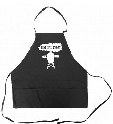 BBQ Apron for Men Funny Big Green Egg Christmas Dad Smoking Grilling Gift Idea