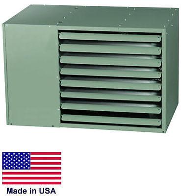 Condensing Unit Heater Commercial - Natural Gas - 93 Efficient - 167400 Btu
