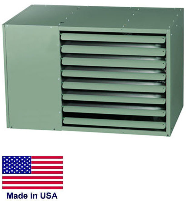 CONDENSING UNIT HEATER Commercial - LP Propane - 93% Efficient - 125,500 BTU