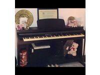 Piano - Electric Clavinova - CHASE make