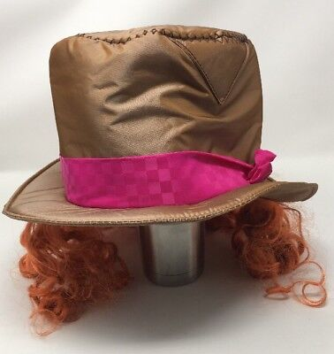 Disney Store Kid's Mad Hatter Hat With Wig - Alice Through The Looking Glass](The Mad Hatter Hat)