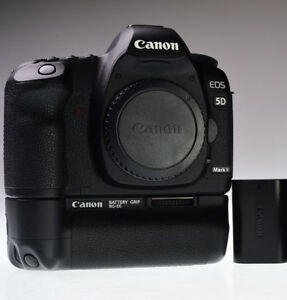Canon 5D Mark II - 12,818 shutter count