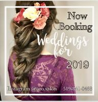 Booking weddings for 2019!!