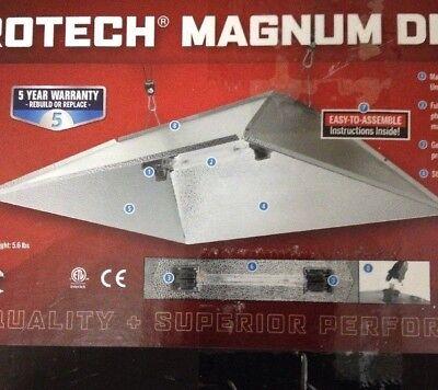 Sun System Agrotech Magnum DE Double Ended 1000 Watt HPS Grow Light Fixture! New