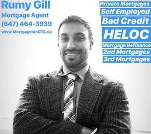 Buy? Refi? HELOC? Fast Cash? 2nd/3rdMortgage? Mortgages In GTA