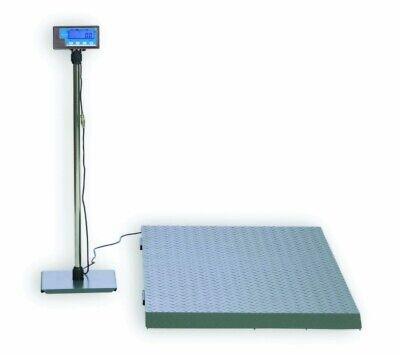 Brecknell Ps2000 Series Floorveterinary Scale - Bs-ps2000 - 2000 Lb X 1